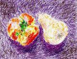 original oil pastel