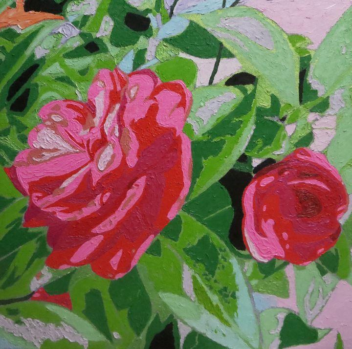 Re-Created Camellias - Robert S. Lee