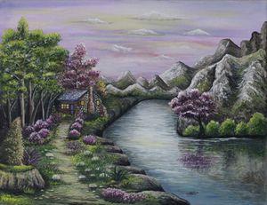 Nature Landscape - Marwa Naeem