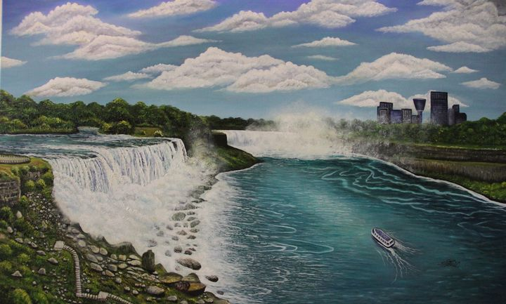 Niagara Falls - Marwa Naeem