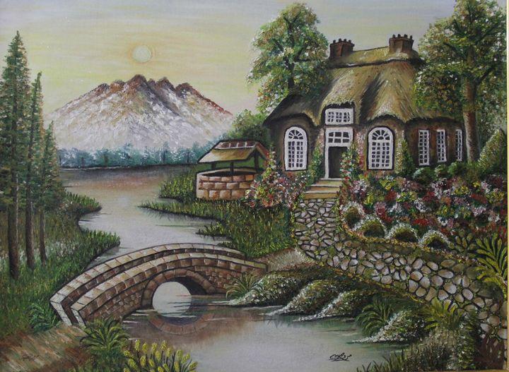 Cozy landscape - Marwa Naeem