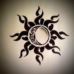 Moon Within the Sun