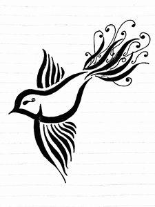 Swallow - HR-Original Art