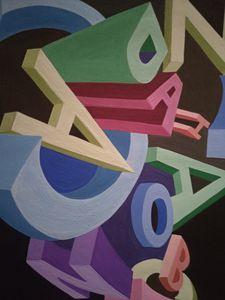 Colour & Design - Alphabets