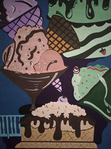 Colour & Design - Ice-cream