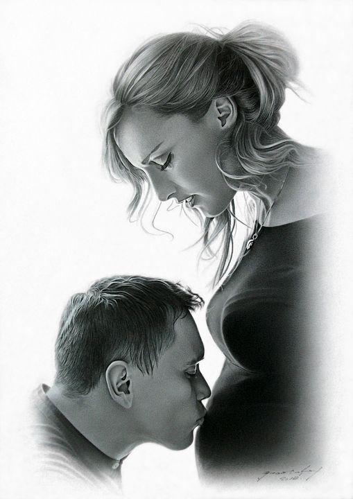 KISS A NEW LIFE - MiroArt