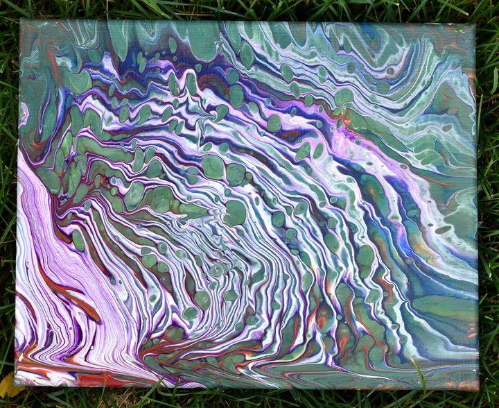 Jungle Rapids - rachel con
