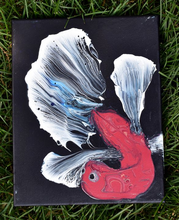 Baby Fishy - rachel con