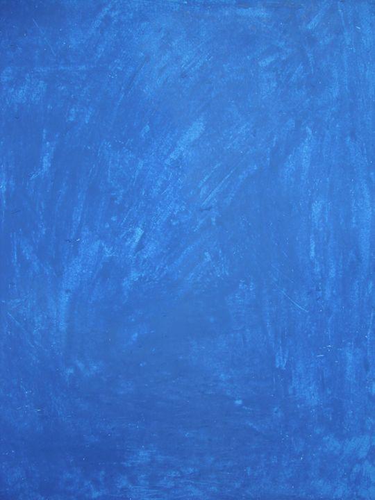 Blue - Melissa Hudson