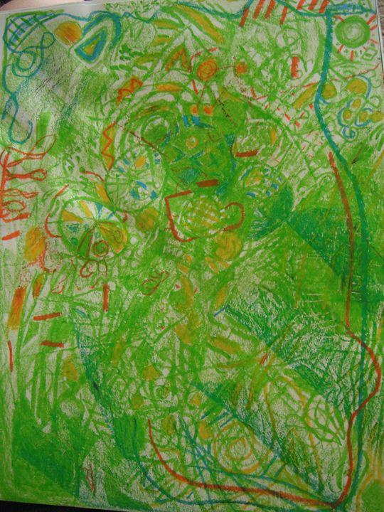 Green - Melissa Hudson