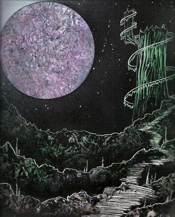 Moon Tower - Jessica Frey