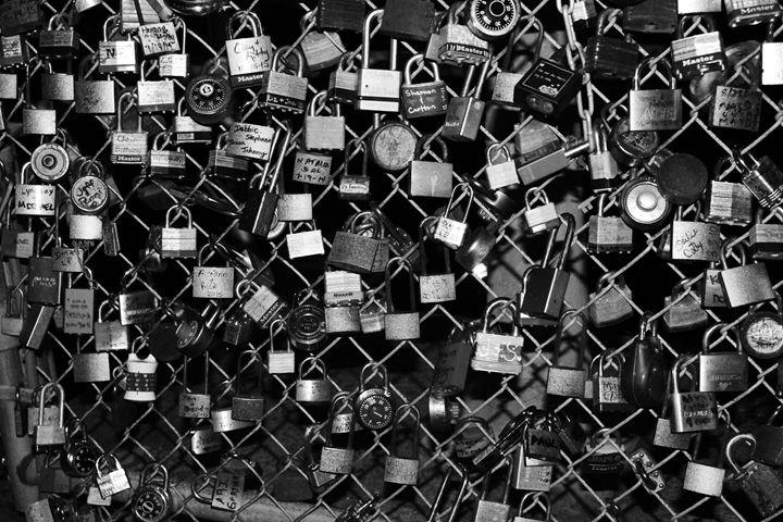 Love Locks - Aubrey Carpenter