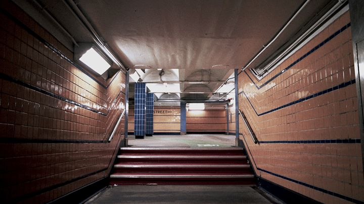 subway station - Aubrey Carpenter