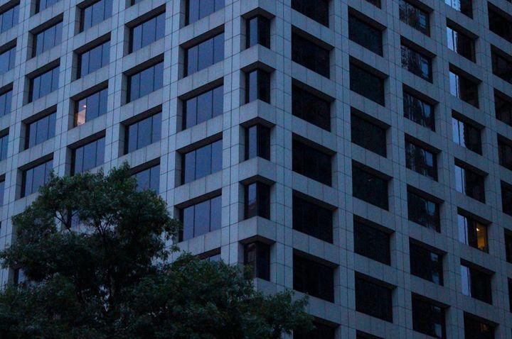 corner building - Aubrey Carpenter
