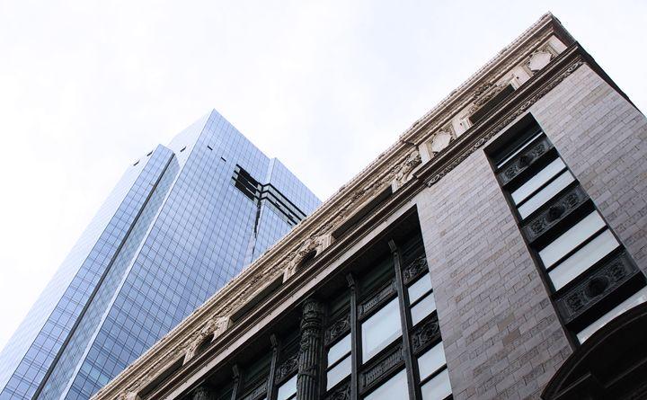 Skyscrapers - Aubrey Carpenter