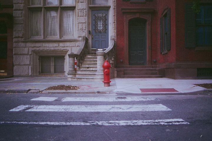 fire hydrant - Aubrey Carpenter