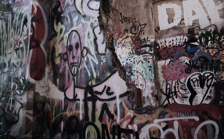 graffiti - Aubrey Carpenter