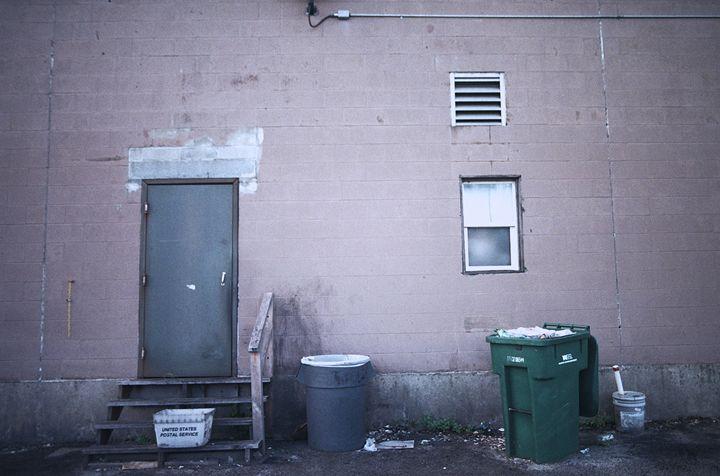 trash - Aubrey Carpenter