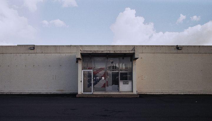 warehouse - Aubrey Carpenter