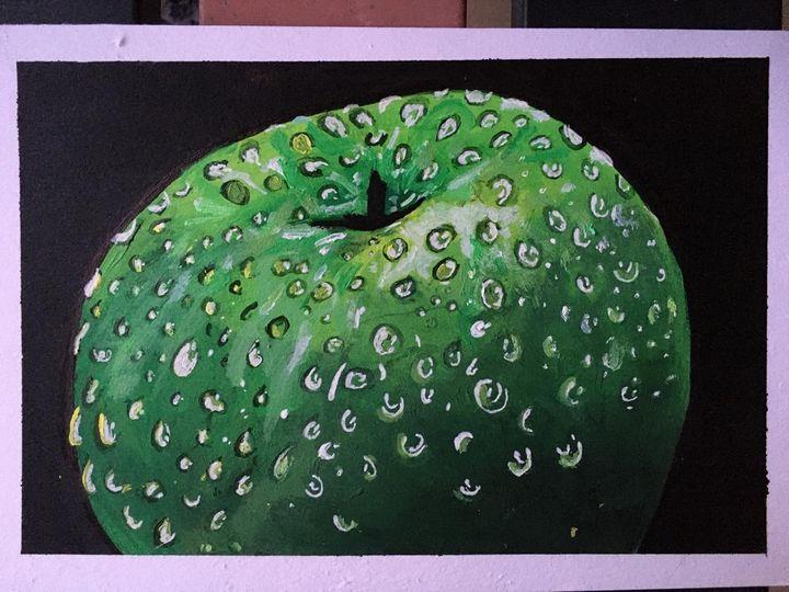 Sanitized fruit - THE ART TRUNK