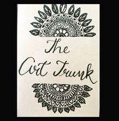 THE ART TRUNK