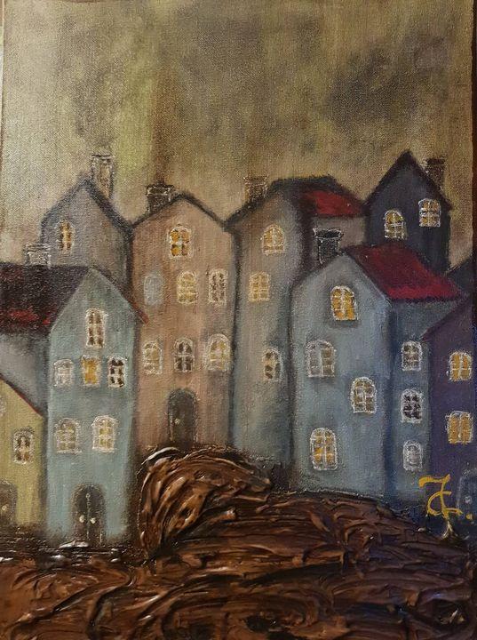 Dark village - ANTIGONE