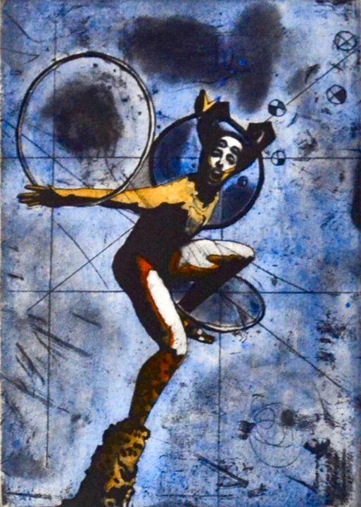 Equilibrio - Federico Gómez