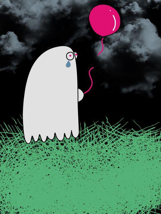 Sad ghost - Eleni Michaelidou