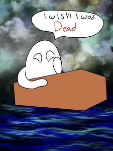 Ghostie ghosty