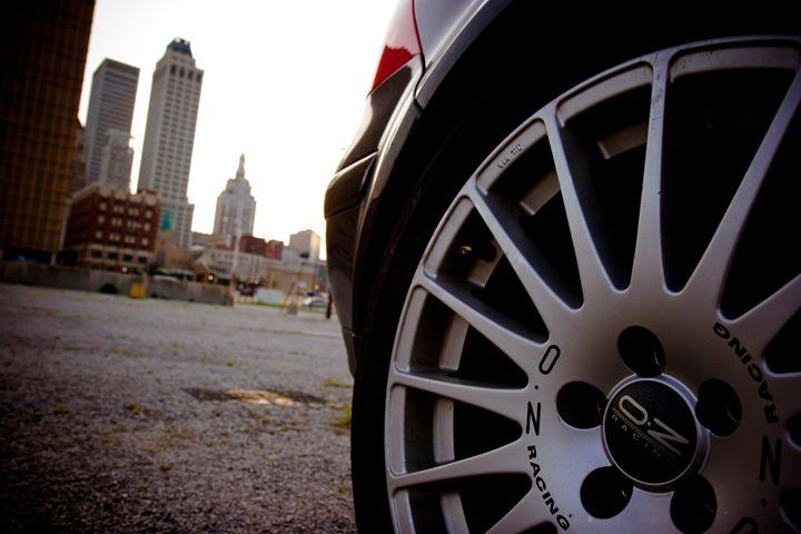 Urban Racecar - MTB Photography