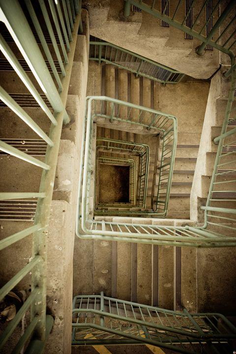 Steps - MTB Photography