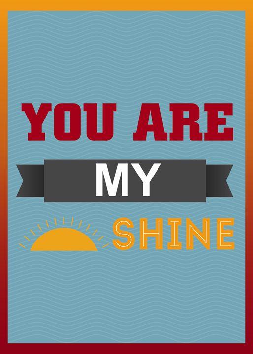You Are My SunShine - TheDigitalCo