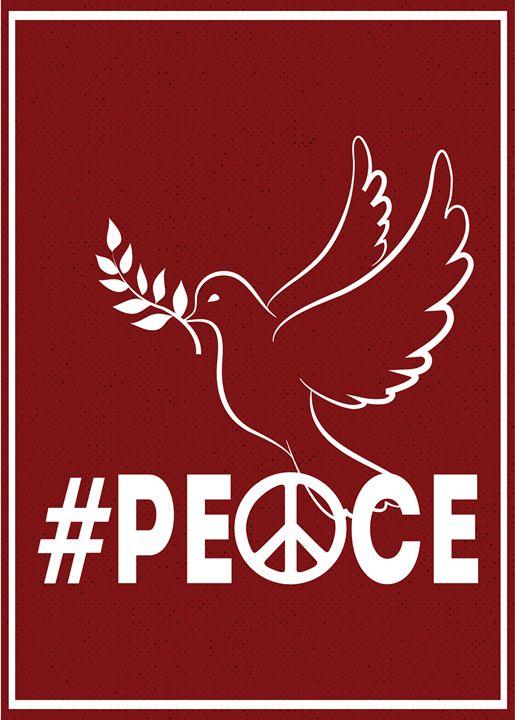#PEACE - TheDigitalCo