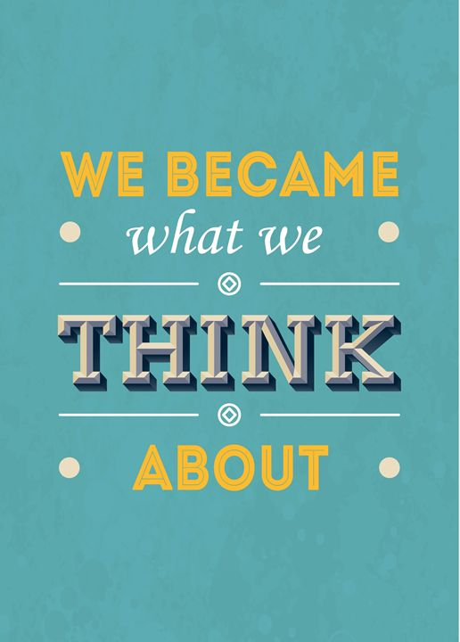 We Became What We Think About - TheDigitalCo