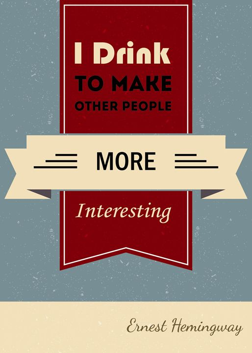 I Drink To Make Other People More... - TheDigitalCo