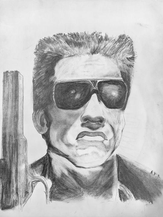 The Terminator - Arghyadip Saha