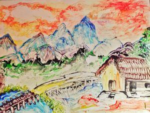 A glimpse of Paradise - Arghyadip Saha