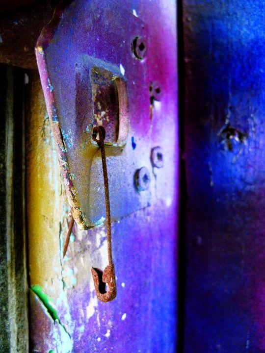 Un-Safety Pin - Jared Davison Photography