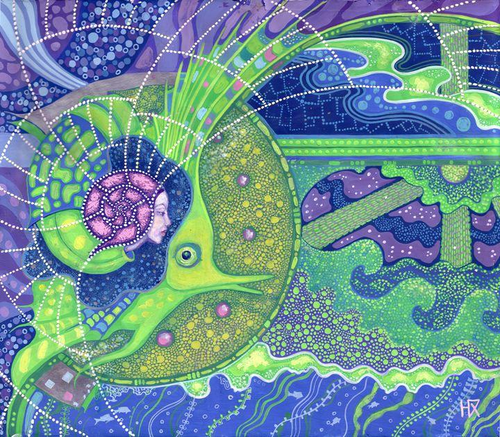 Dream of the Full Moon - Julia Khoroshikh / Clipso-Callipso