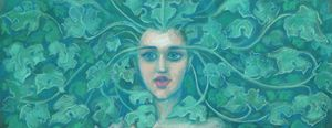 Green Lady / Forest Queen - ClipsoCallipso