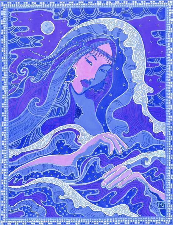 The Wave - Julia Khoroshikh / Clipso-Callipso