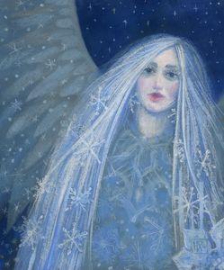 Metelitsa / Snow Girl / Snegurochka