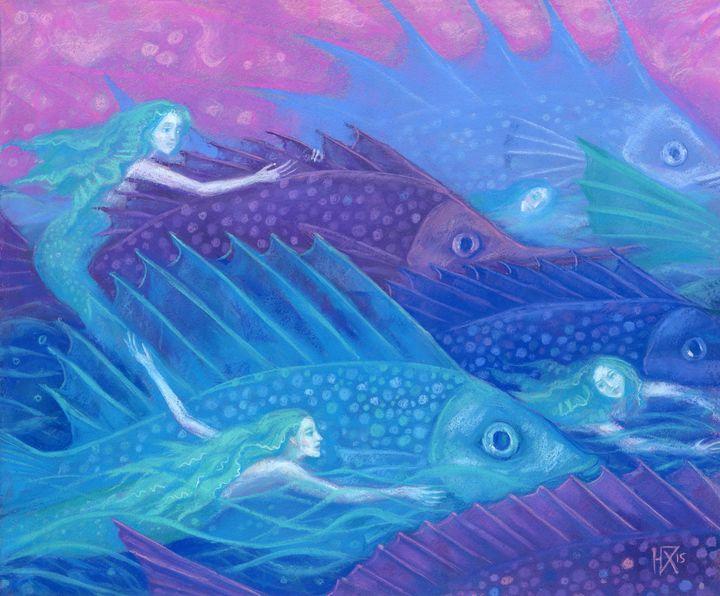 Ocean Nomads - Julia Khoroshikh / Clipso-Callipso