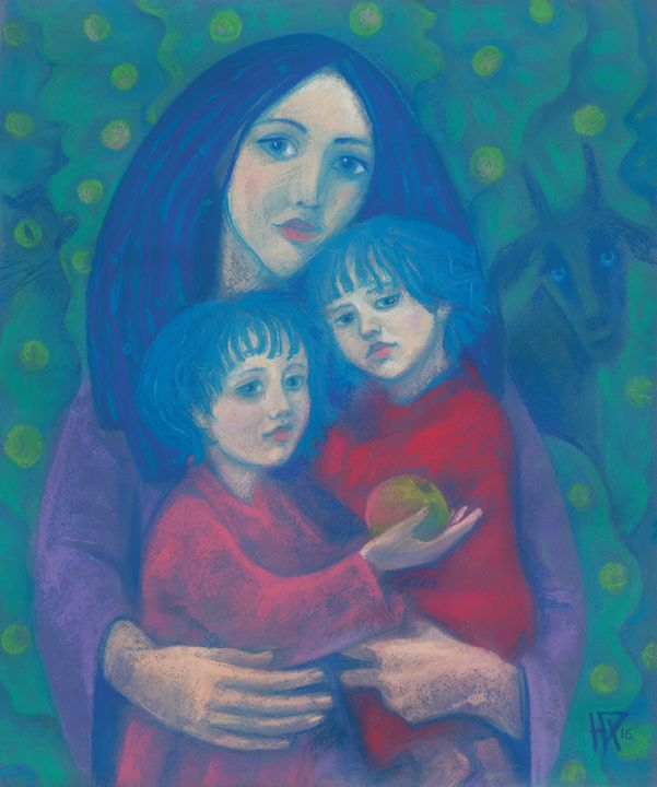 Bedtime Fairy Tale - Julia Khoroshikh / Clipso-Callipso