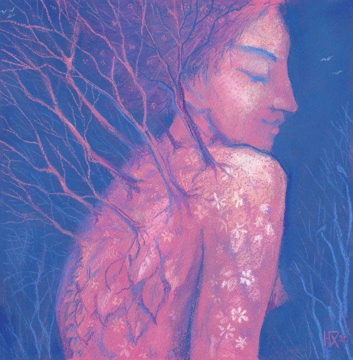 Spring is Awakening - Julia Khoroshikh / Clipso-Callipso