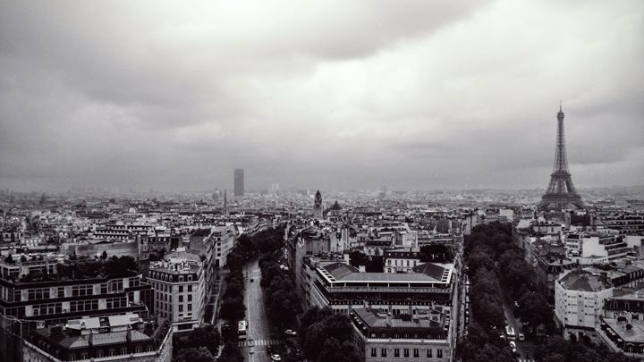 Paris View - Halliday