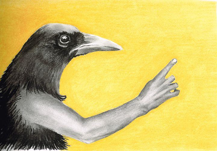 corbeau - herr b