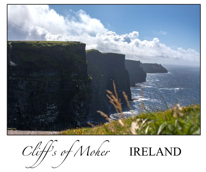 Cliff's Of Moher - Daniel S. Krieger Photography