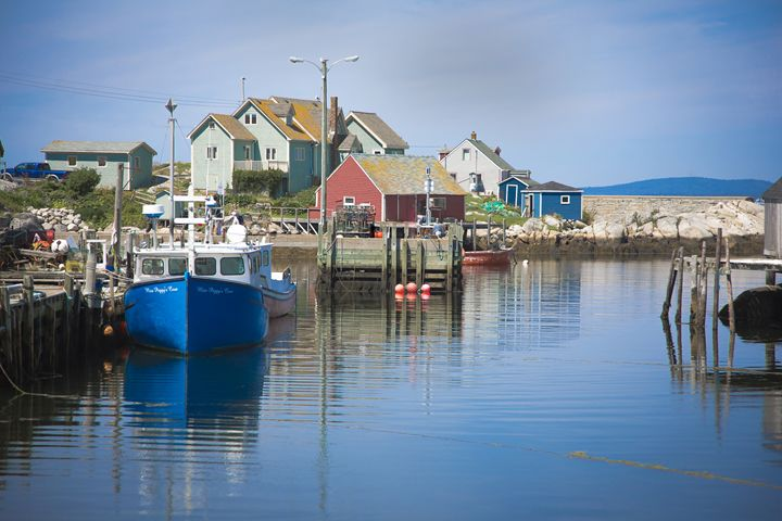 Peggy's Cove - Daniel S. Krieger Photography