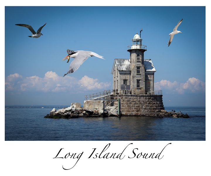 Long Island Sound - Daniel S. Krieger Photography